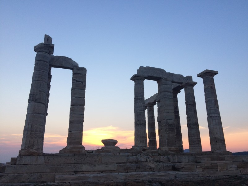 Athenian Riviera and Cape Sounion