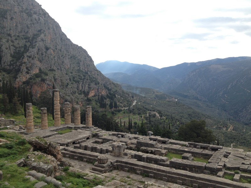 The Oracle od Delphi
